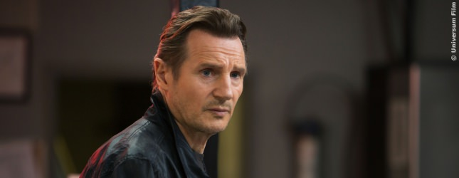 Liam Neeson in 96 Hours 2