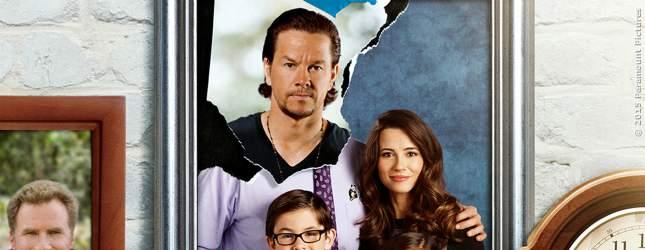 Das Filmplakat zur Komödie mit Mark Wahlberg und Will Ferrell.
