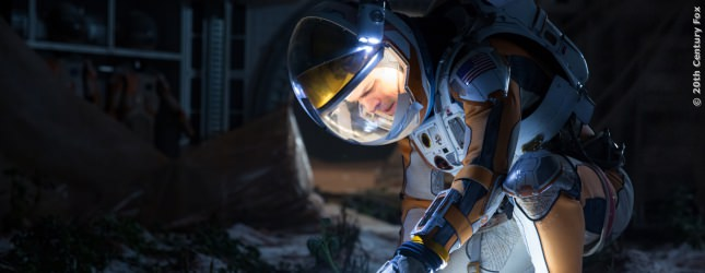 Der Marsianer - Rettet Mark Watney - Bild 1 von 12