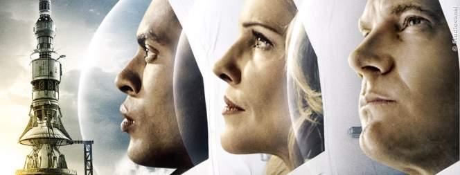 Das Cover-Motiv zur Science Fiction-Serie Ascension