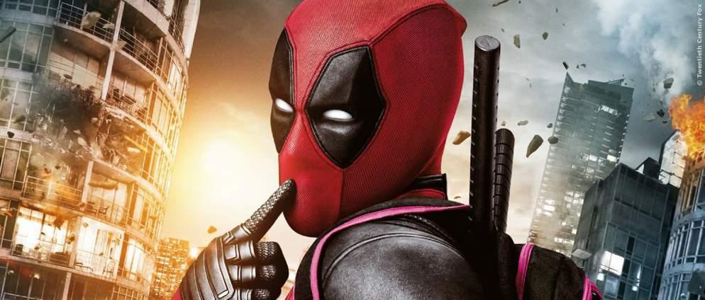 Deadpool 3: Neues Video von Ryan Reynolds