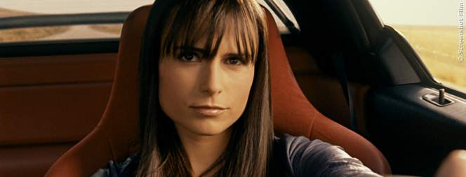 Jordana Brewster in The Fast And The Furious