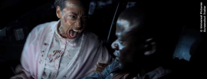Szene aus dem Horrorstreifen Get Out