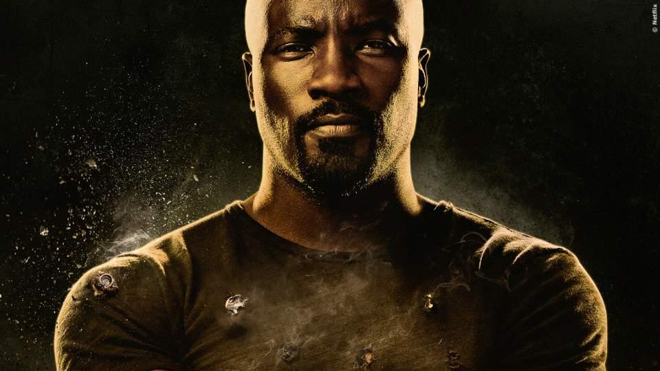 Luke Cage ist der neue Superheld aus der Marvel-Armee.