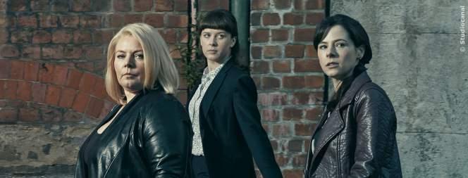 Cover-Motiv zur Crime-Serie No Offence