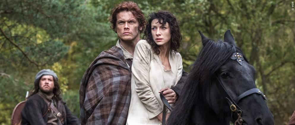 Outlander Staffel 6 bekommt weniger Folgen