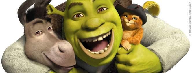 Shrek - Der grüne Oger und seine Freunde