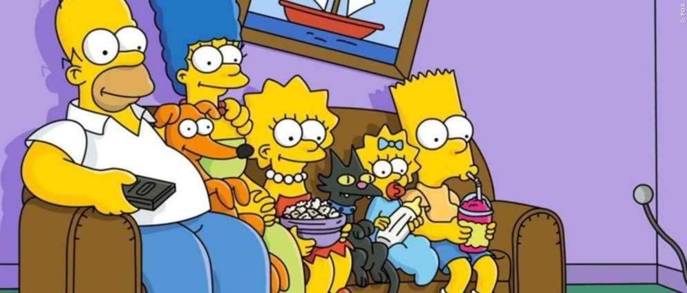Simpsons: Zum Geburtstag einen Tag lang im TV