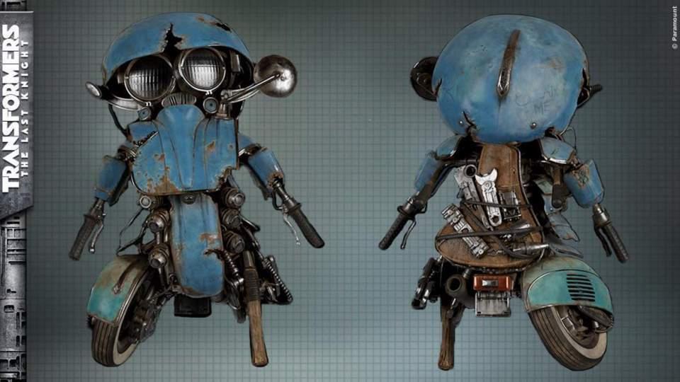 Transformers 5 Bilder-Galerie - Die Roboter - Bild 1 von 8