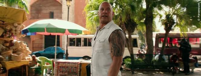 Vin Diesel in xXx 3: Die Rückkehr des Xander Cage