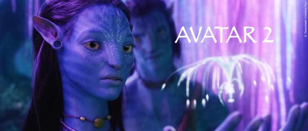 Kinostart: Avatar 2 kommt mit 8 Jahren Verspätung