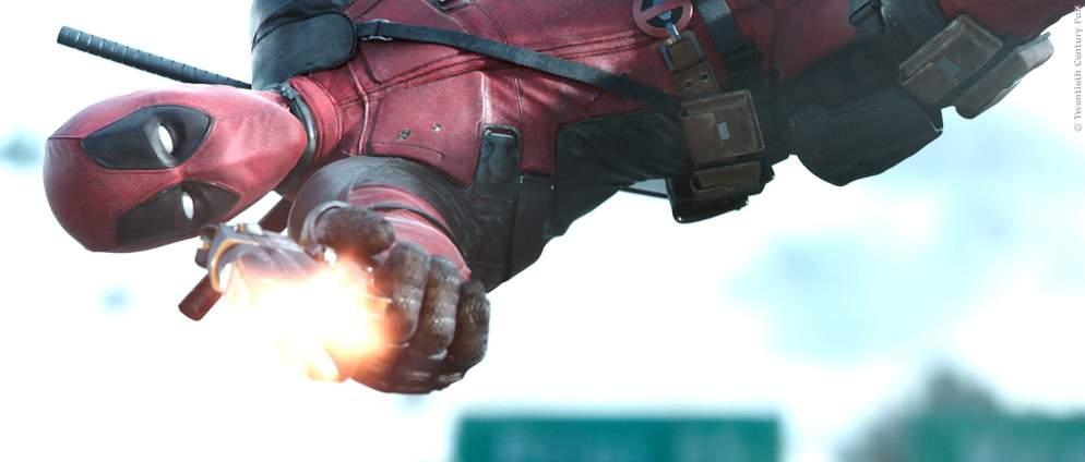 Deadpool 3 Altersfreigabe wird Fans freuen