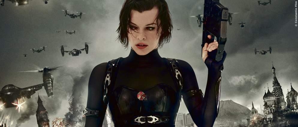Resident Evil 2021: Film soll sich wie Game anfühlen