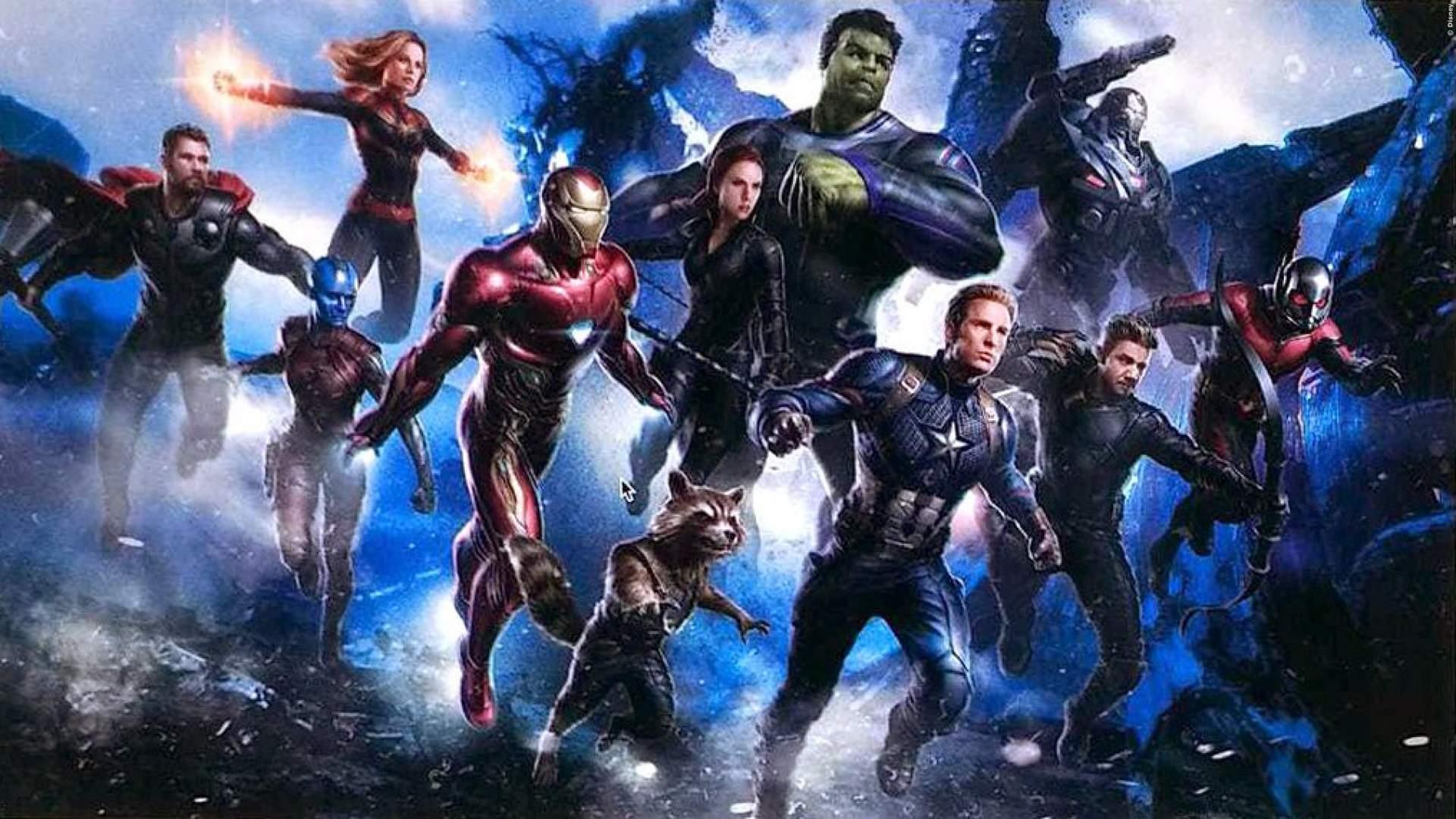 Avengers 4: Captain Marvel übernimmt Führung - Bild 1 von 1
