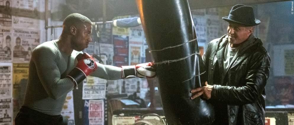 Creed 3 ohne Rocky: Stallone nicht im Film