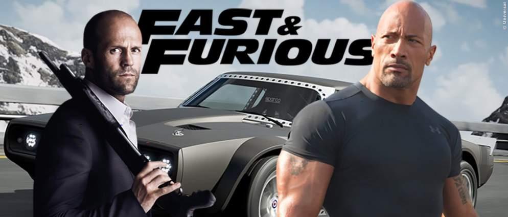 Fast And Furious 9 unverzichtbar für Hobbs And Shaw