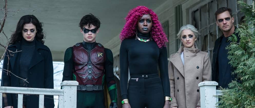 Titans: Staffel 2 enthüllt GoT-Star als Batman