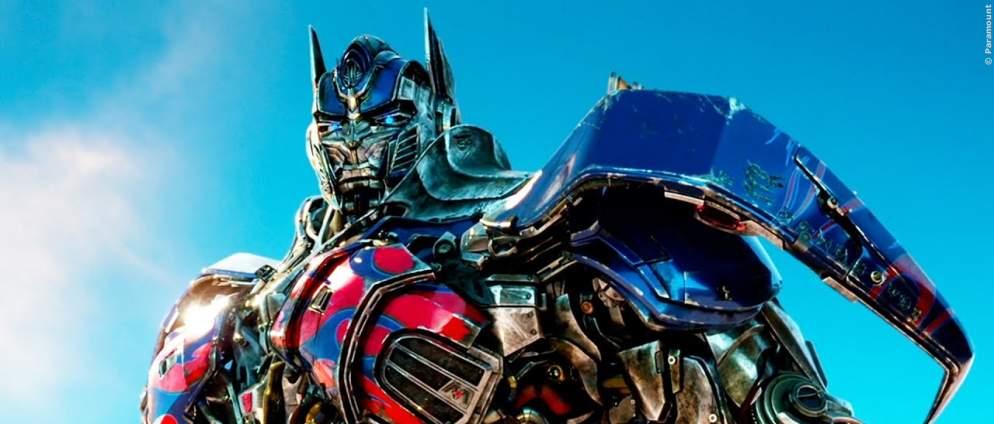 Transformers: Neuer Teil kommt vom SoA-Macher
