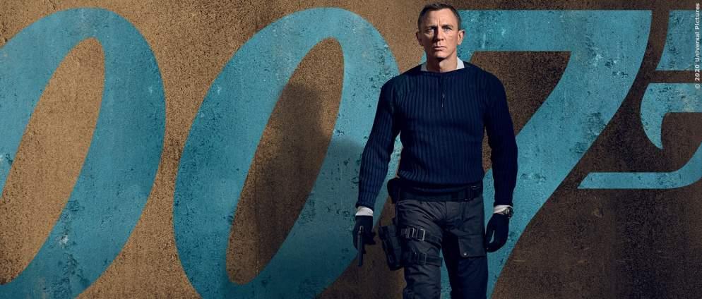 Bond 25 wird wegen Corona verschoben