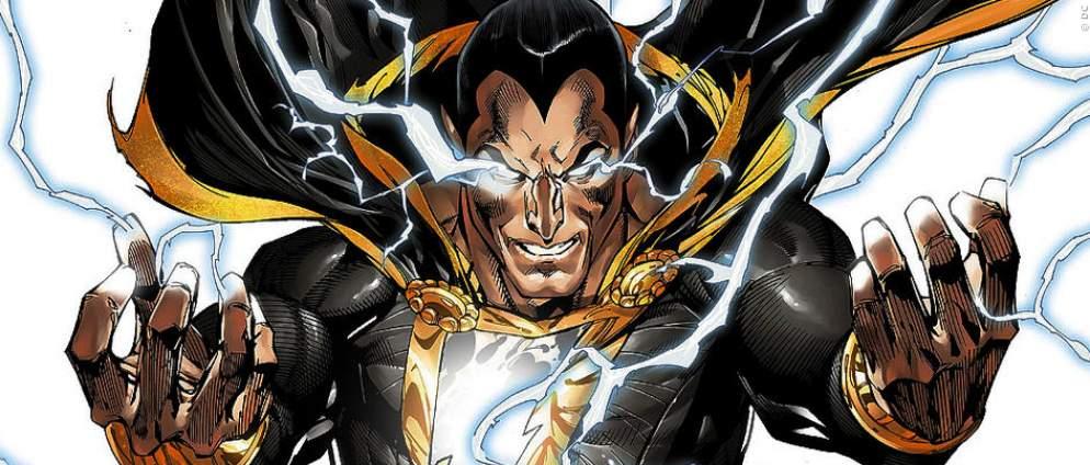 Black Adam: Das kann Atom Smasher