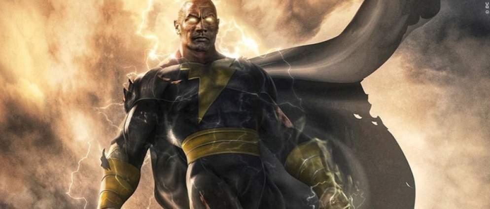 Black Adam: Dwayne Johnsons Training