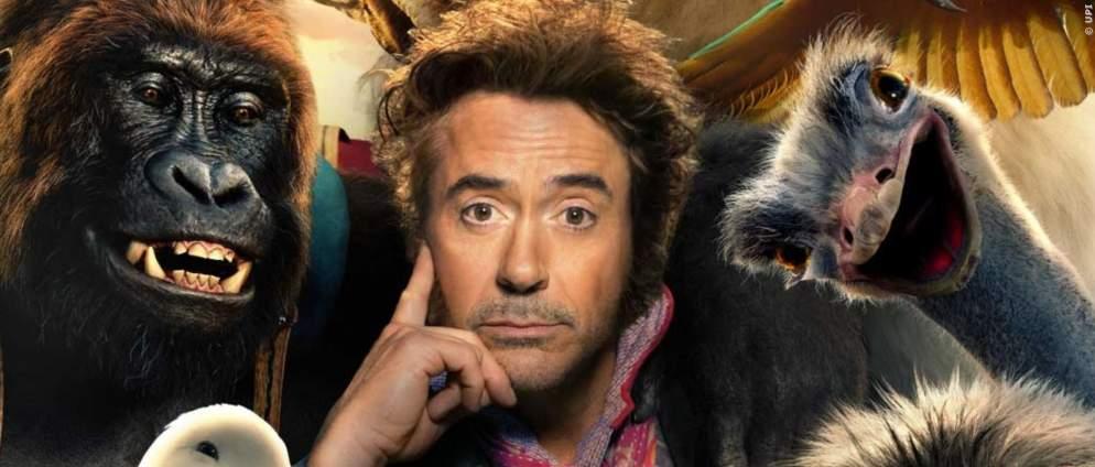 Dr. Dolittle: Robert Downey Jr. castet die Tiere