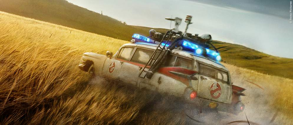 Ghostbusters: Legacy Video enthüllt alte Kultfigur