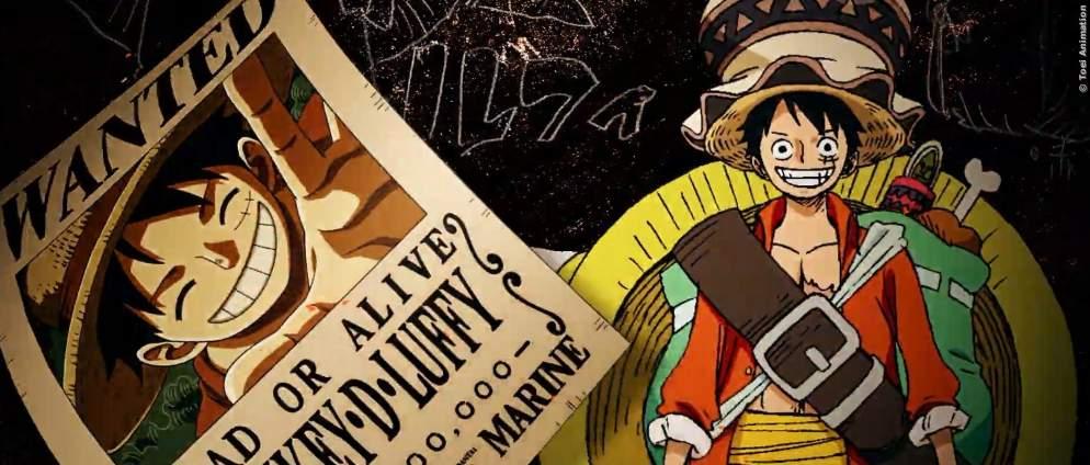 One Piece Stampede Kinostart Deutschland