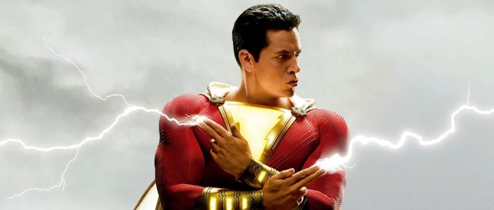 Shazam 2: Regisseur gibt Update