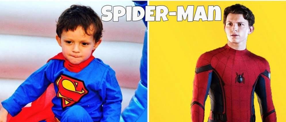 Spider-Man: Die Stars früher und heute