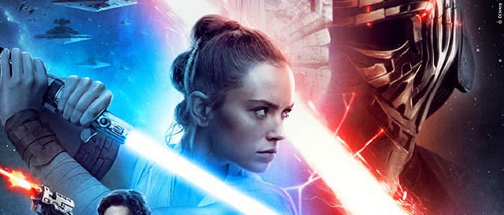 Star Wars 9: Neue Videos und erster Film-Ausschnitt