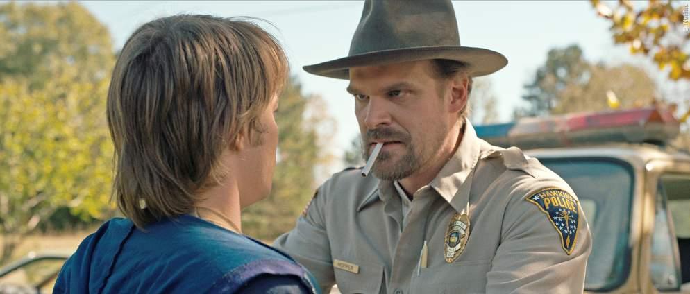 Stranger Things: Staffel 4 - Schicksal von Hopper