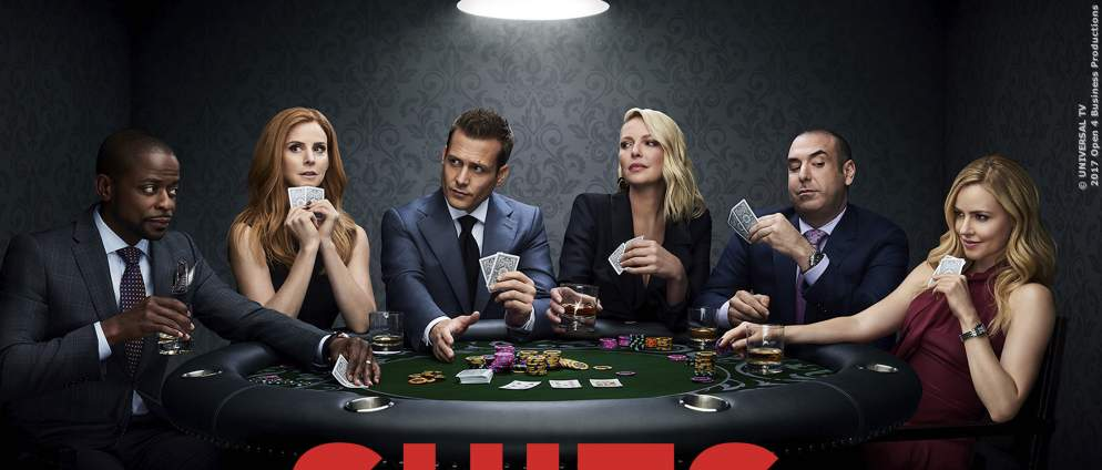 Staffel 8 von Suits ist nur teilweise bei Netflix