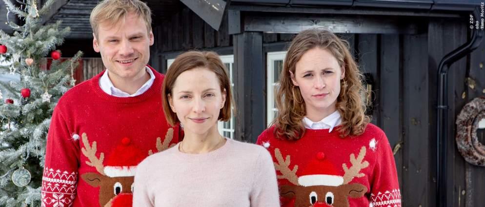 Weihnachten im Schnee: ZDF-Herzkino am dritten Advent
