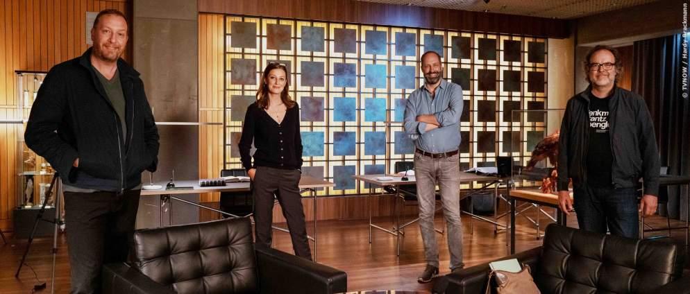 Die Zeugen: TVNOW-Serie mit Alexandra Maria Lara