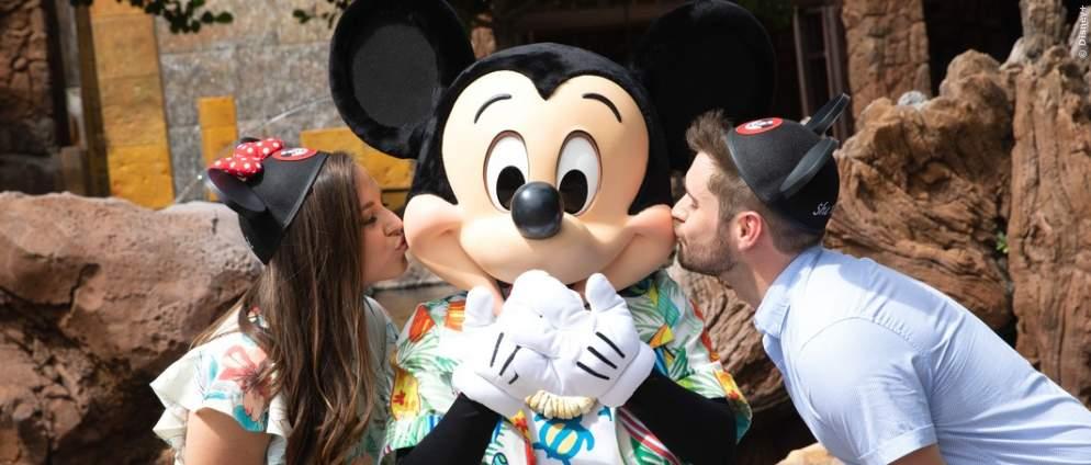 Disneys Märchenhochzeiten
