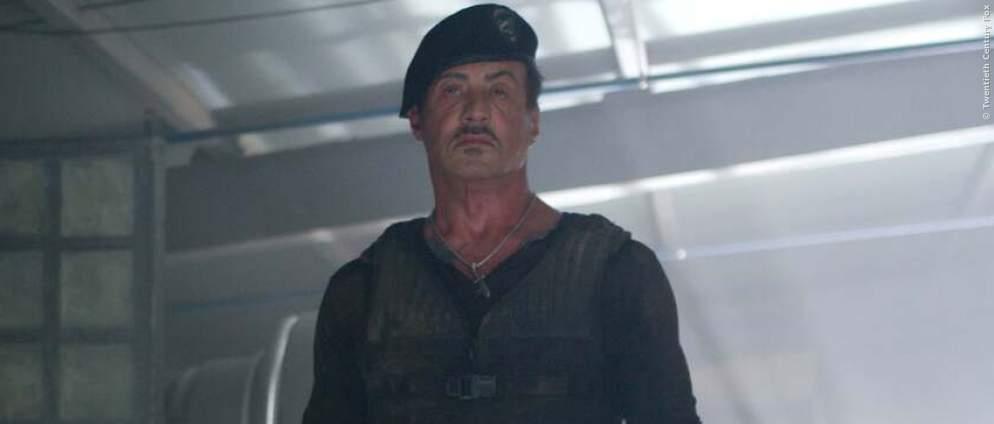 Stallone verrät Details zum Superhelden-Film