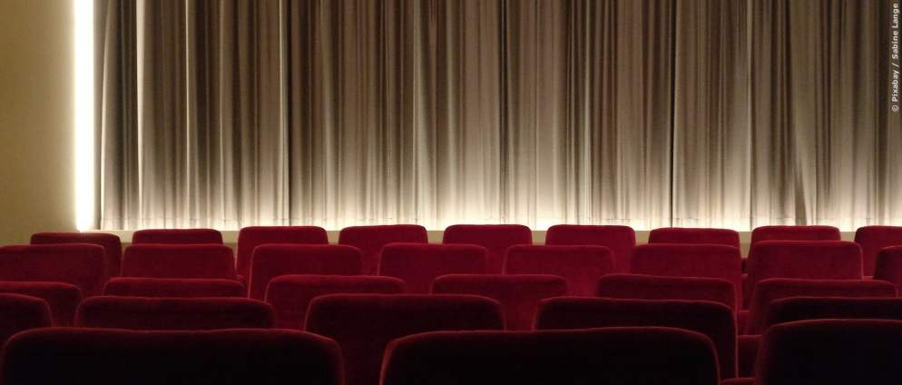 Kino dürfen wieder öffnen - die neuen Termine