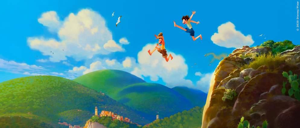 Disney und Pixar bringen Italiener Luca ins Kino