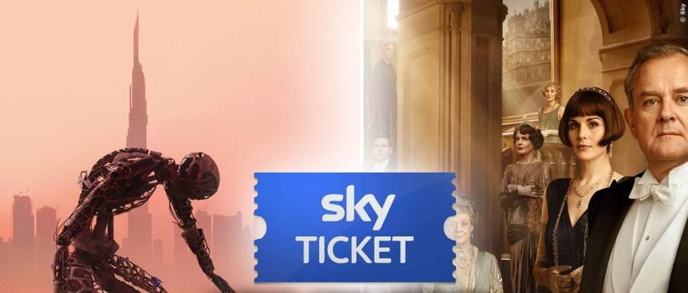 Sky Ticket: Neue Filme und Serien im Juni 2020