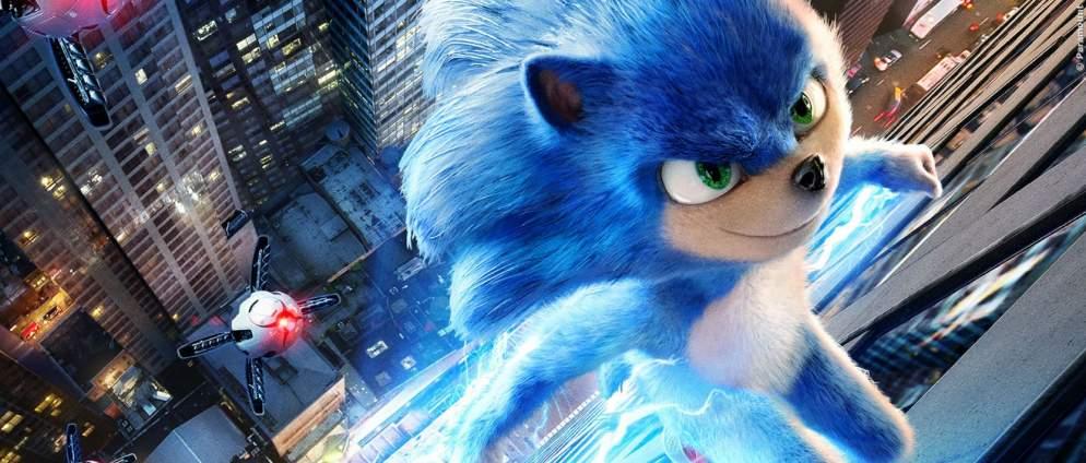 Sonic 2 Kinostart steht fest
