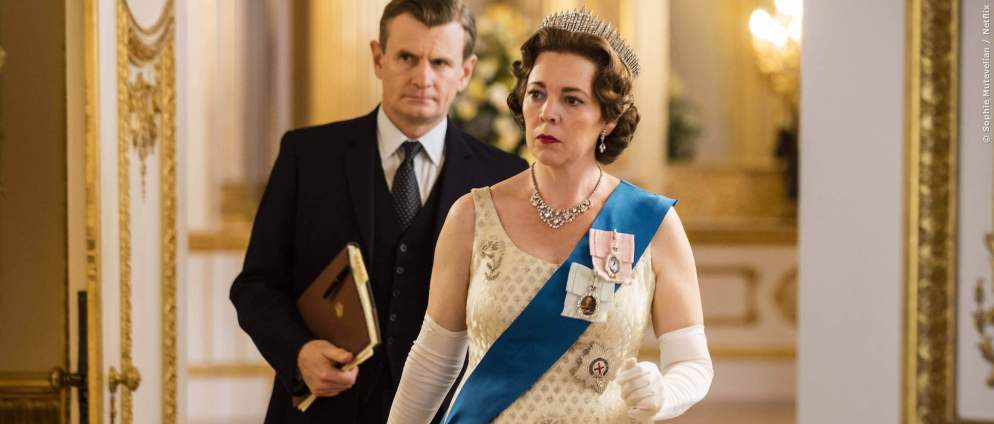 Netflix-Serie The Crown Staffel 5 erst in 2 Jahren