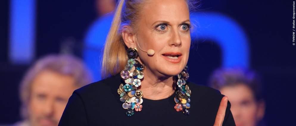 Barbara Schöneberger weiß alles und nichts