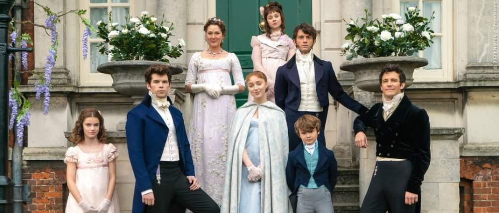 Bridgerton Staffel 2: Bild zeigt neue Hauptdarsteller