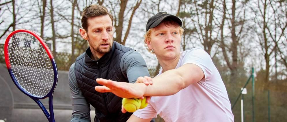 Der Spieler: Rolle von Boris Becker im Film besetzt