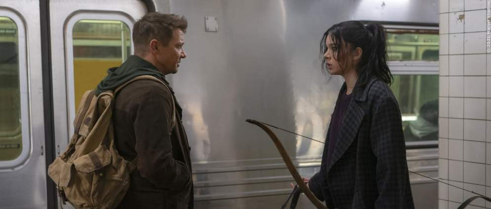 """Erster Trailer zu """"Hawkeye"""" bei Disney+"""