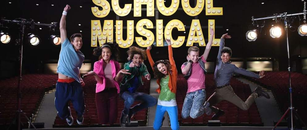 High School Musical: Trailer zu Staffel 2