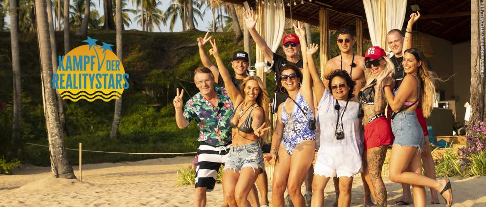 Kampf Der Realitystars Staffel 2 bei RTLZWEI