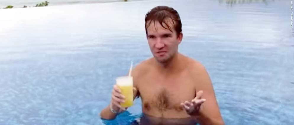 Dieser Mann zahlt keine Steuern und hat immer Urlaub