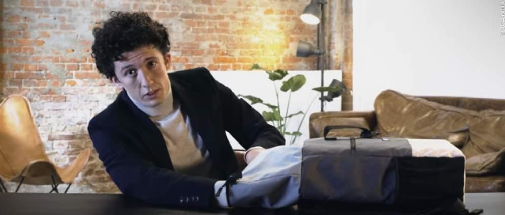 Moritz Zimmermann: Das muss ein CEO immer dabei haben